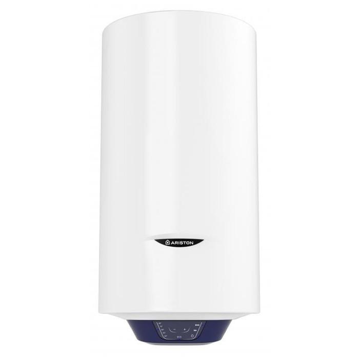 Водонагреватель Ariston BLU1 ECO ABS PW 80 V SLIM, накопительный, 2.5 кВт, 80 л, белый