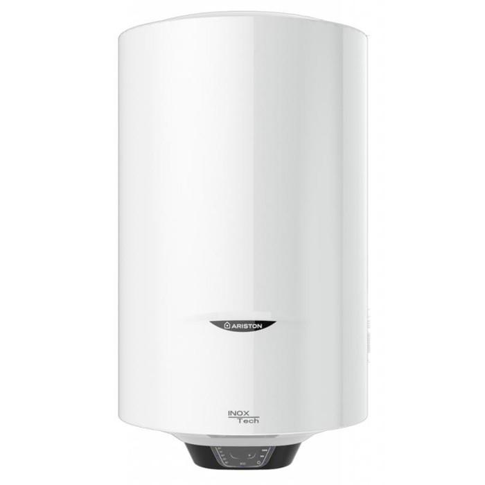 Водонагреватель Ariston PRO1 ECO INOX ABS PW 100 V, накопительный, 2.5 кВт, 100 л, белый