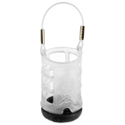 Груз-кормушка X-FEEDER PL GLASS TURBO SPORT, 20 г, 12 мл, полупрозрачный