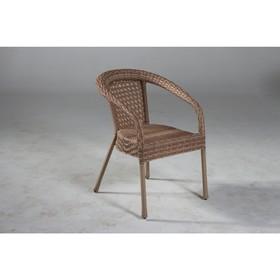 Кресло DECO, 53*60*80 см, цвет капучино