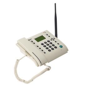 """Стационарный GSM телефон """"Даджет"""" MT3020B, белый"""