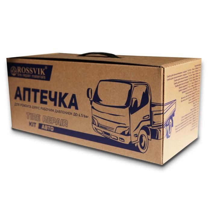 Аптечка №3 для шин с рабочим давлением до 6,5 bar