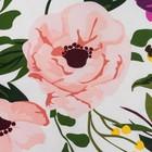 Постельное бельё Этель1.5 сп «Flowers» 143х215 см, 150х70 см, 70х70 см -2шт - Фото 3
