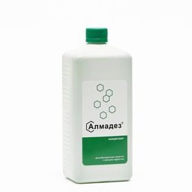 Дезинфицирующее средство с моющим эффектом Алмадез (концентрат), 1,0л.