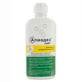 Крем-мыло антибактериальное Алмадез-лайт, 0,2л. флип-топ