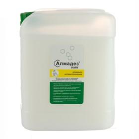 Крем-мыло антибактериальное Алмадез-лайт, канистра 5л.