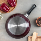 Сковорода, d=24 см - Фото 4