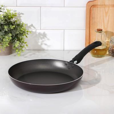 Сковорода, d=28 см - Фото 1