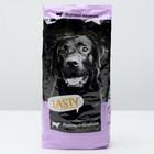 Сухой корм Tasty для собак, ягненок, 2,2 кг