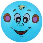 Мяч детский «Животные 2», с наклейкой, d=22 см, цвета МИКС - Фото 2