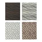 Тетрадь 48 листов 3D в клетку, обложка - мелованный картон, матовая, на скрепке, 4В, МИКС