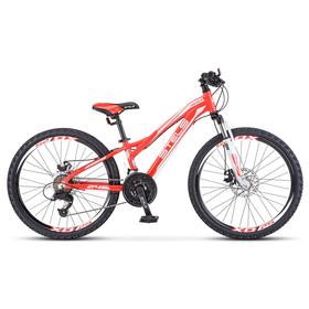 Велосипед 24' Stels Navigator-460 MD, К010 , цвет красный Ош