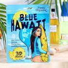 Тканевая 3D-маска Etude Organix  Blue Hawall Обновление и сияние, 23 г - Фото 1