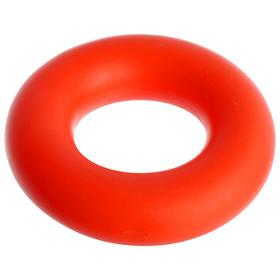 Эспандер кистевой Fortius, нагрузка 30 кг, красный Ош