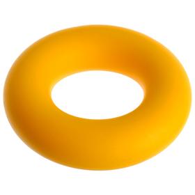 Эспандер кистевой Fortius, нагрузка 40 кг, жёлтый Ош