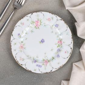 """Тарелка десертная 19 см """"Сакура"""""""