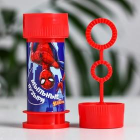 Мыльные пузыри, Человек-паук, 35 мл