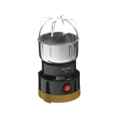Кофемолка Viconte VC-3107 Dior, 200 ВТ, 75 гр, черная