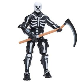 Фигурка Fortnite Skull Trooper, 12 см, с аксессуарами