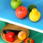 Коврик для холодильника, 32×50 см, цвет МИКС