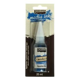 Красящие чернила 20 мл, Pentart, спиртовая основа, египетская синь