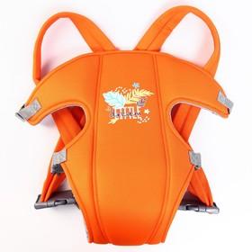 Рюкзак-кенгуру для малыша 'Зайка' Ош