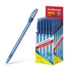 """Ручка шариковая ErichKrause """"Neo Original"""", чернила синие"""