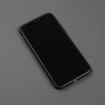 Чехол для телефона Air case для Apple Iphone X/Xs, перфорированный, черный - Фото 1