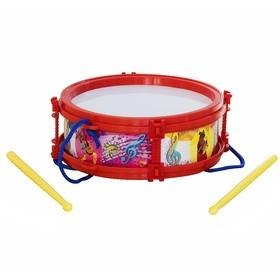 Инструмент «Барабан»