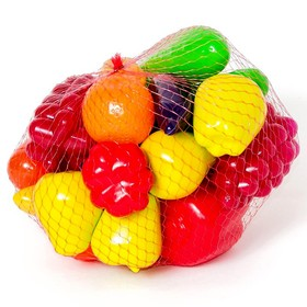 Набор «Фрукты-овощи» 24 предмета