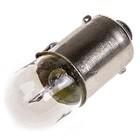 Лампа автомобильная T4W 12V 4W c цоколем ВА9s 1-контактная СПУТНИК Skyway