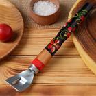 Чапельник с деревянной ручкой, художественный