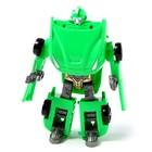Робот «Спорткар», трансформируется, МИКС - Фото 17
