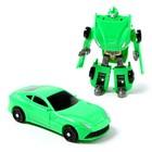 Робот «Спорткар», трансформируется, МИКС - Фото 6