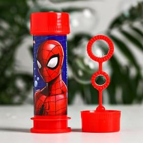 Мыльные пузыри, Человек-паук, 45 мл