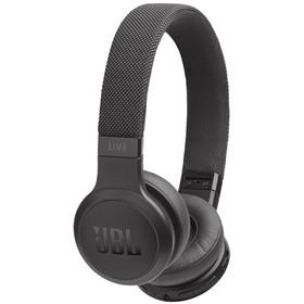 Наушники JBL LIVE400BT, накладные, беспроводные, Bluetooth 4.2, черные