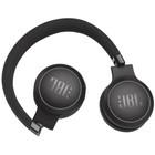 Наушники JBL LIVE400BT, накладные, беспроводные, Bluetooth 4.2, черные - Фото 3