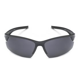 Очки солнцезащитные, велосипедные 'Мастер К.', uv 400, 11.5х13х4 см, линза 4х7 см Ош