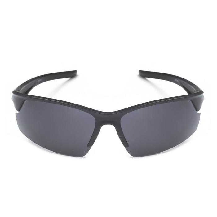 """Очки солнцезащитные, велосипедные """"Мастер К."""", uv 400, 11.5х13х4 см, линза 4х7 см"""