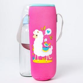 Термосумка для бутылочки 'Лама' Ош