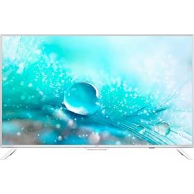"""Телевизор JVC LT-24M585W, 24"""", 1366x768, DVB-T2/C, 2xHDMI, 1xUSB, SmartTV, белый"""