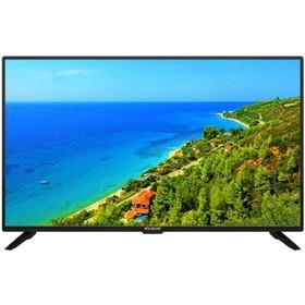 "Телевизор Polarline 43PL51STC-SM, 43"", 1920x1080, DVB-T2/S2, 3xHDMI, 2xUSB, SmartTV, черный"