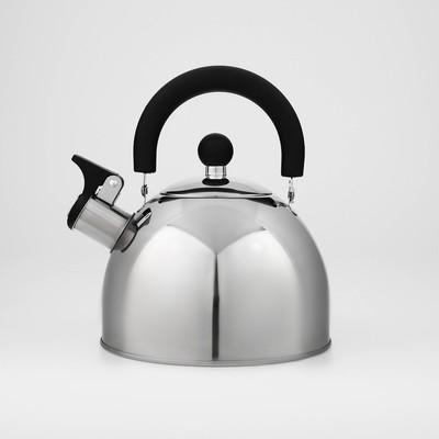 Чайник со свистком, 1,8 л - Фото 1