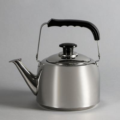 Чайник 3 л, нержавеющая сталь, индукционное дно