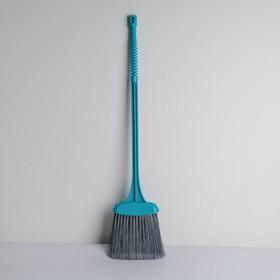 Щётка для уборки мусора «Веник», цвет синий Ош
