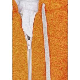 Полукомбинезон детский «Сити», рост 62 см, цвет оранжевый