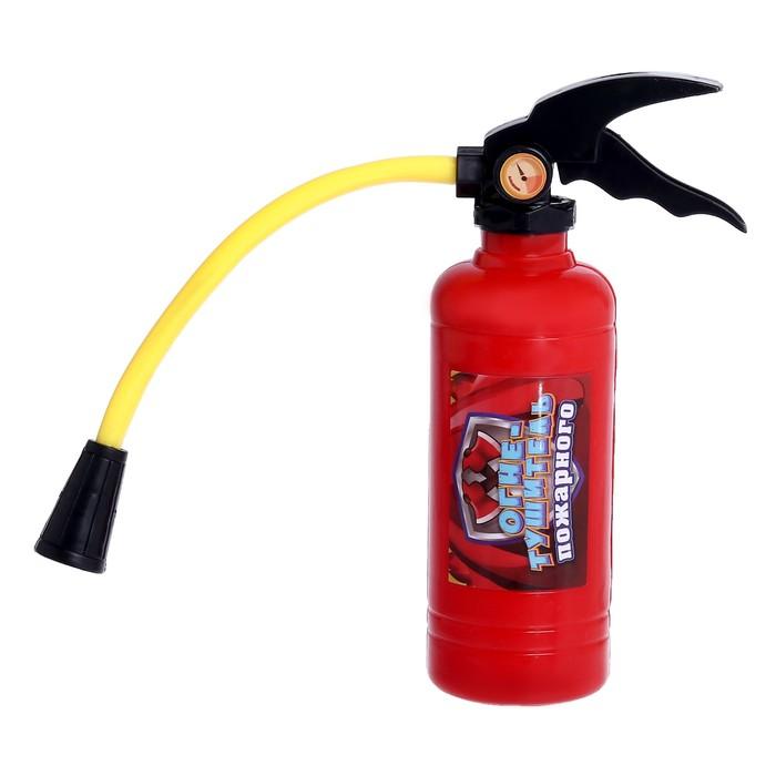 Водный пистолет Огнетушитель,