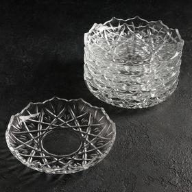 Набор тарелок Orkideh, d=17,5 см, 6 шт