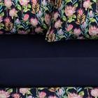 Постельное бельё Этель 1.5сп «Дикий цветок» 143х215 см, 150х70 см, 70х70 -2шт - Фото 2