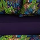Постельное бельё Этель 1.5сп «Гепард» 143х215 см, 150х70 см, 70х70 см -2шт - Фото 2